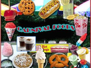 Carnival Foods & Food Trucks