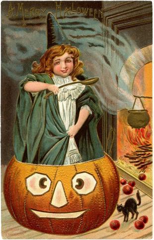 Holiday Cookery: Halloween/Samhain