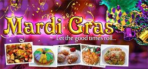 Recipe Sampler: Mardi Gras!
