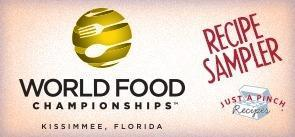 Recipe Sampler: World Food Championships 2015