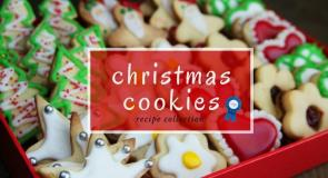 Recipe Sampler: Christmas Cookies