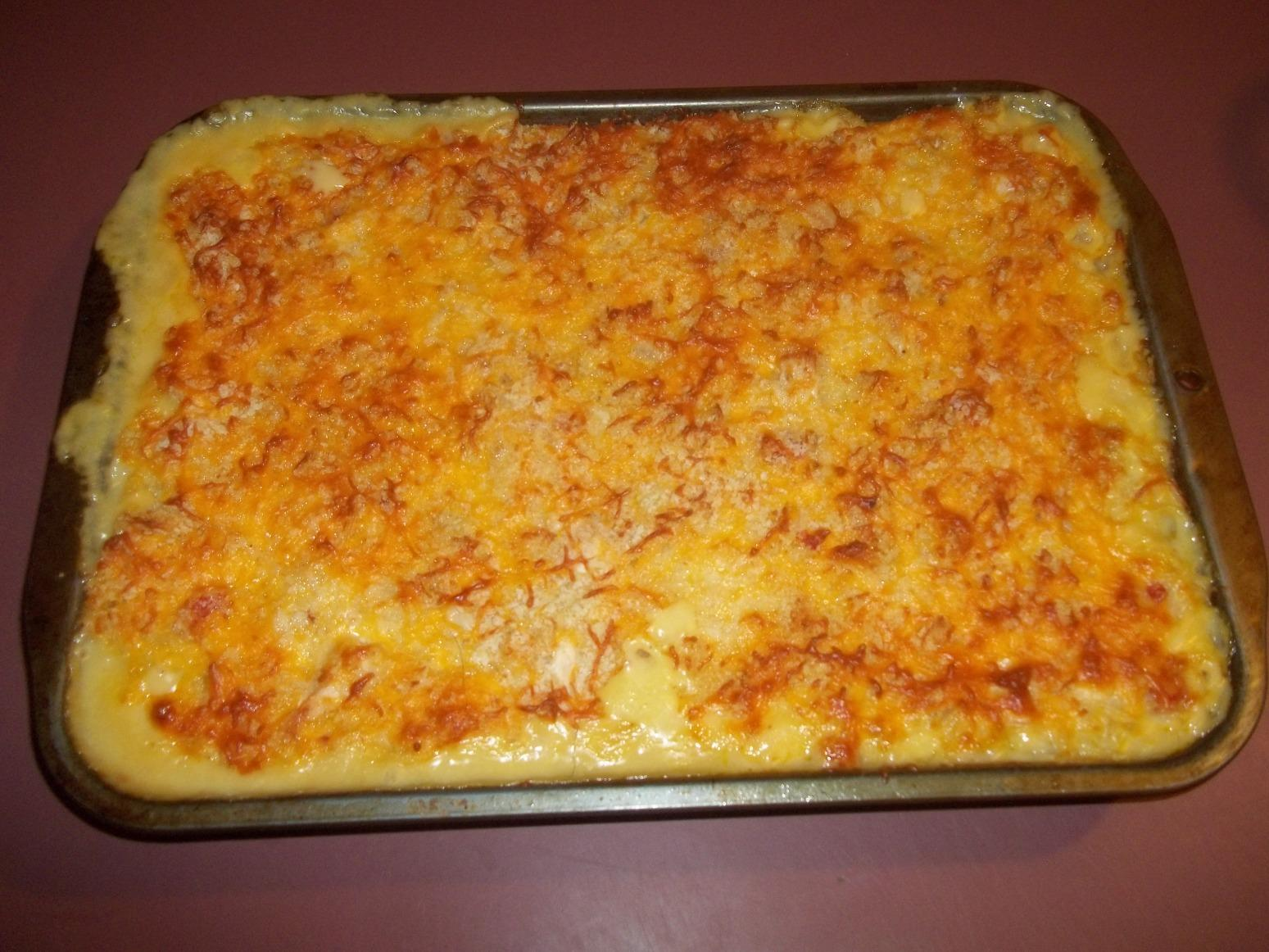 Chicken Spaghetti Casserole Recipe