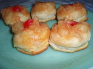 Pineapple Upside Down Biscuits Recipe