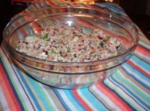 Crunchy Cabbage Salad Recipe
