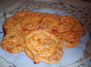 Sun Dried Tomato and Gruyere Cheese Puffs Recipe