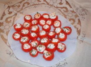 Cherry Tomato Appetizer Recipe