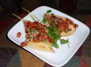 Salsa Bruschetta Recipe