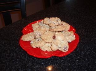 Outrageous Chocolate Oatmeal Cookies Recipe
