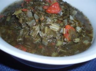 Mixed Greens Recipe