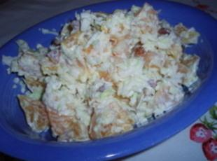 Pecan Orange Slaw Recipe