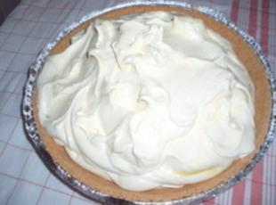 No Bake Lemon Pie Recipe