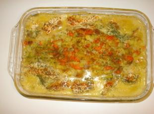 Chicken & Stuffing Bake Recipe
