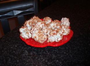 Bunyan's Diabetic Blue Cheese Balls Recipe