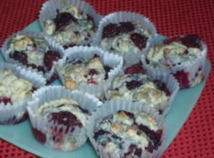 Blackberry Muffins Recipe