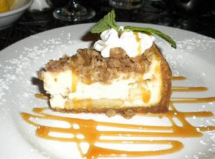 Caramel-Apple Sundae Cheesecake Recipe