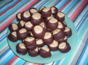 Peanut Butter Buckeyes Recipe