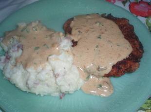 Bunyan's Diabetic Chicken Fried Steak Recipe