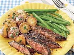 Balsamic Flank Steak Recipe