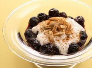 Blueberry Parfaits Recipe