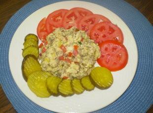 Mary's Cornbread Salad Recipe