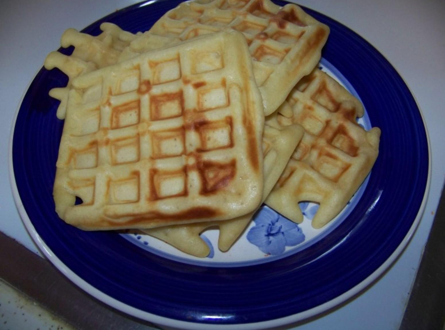 Yummy Waffles Recipe