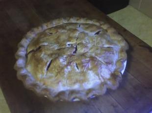 Grandma Minnies perfect apple pie Recipe