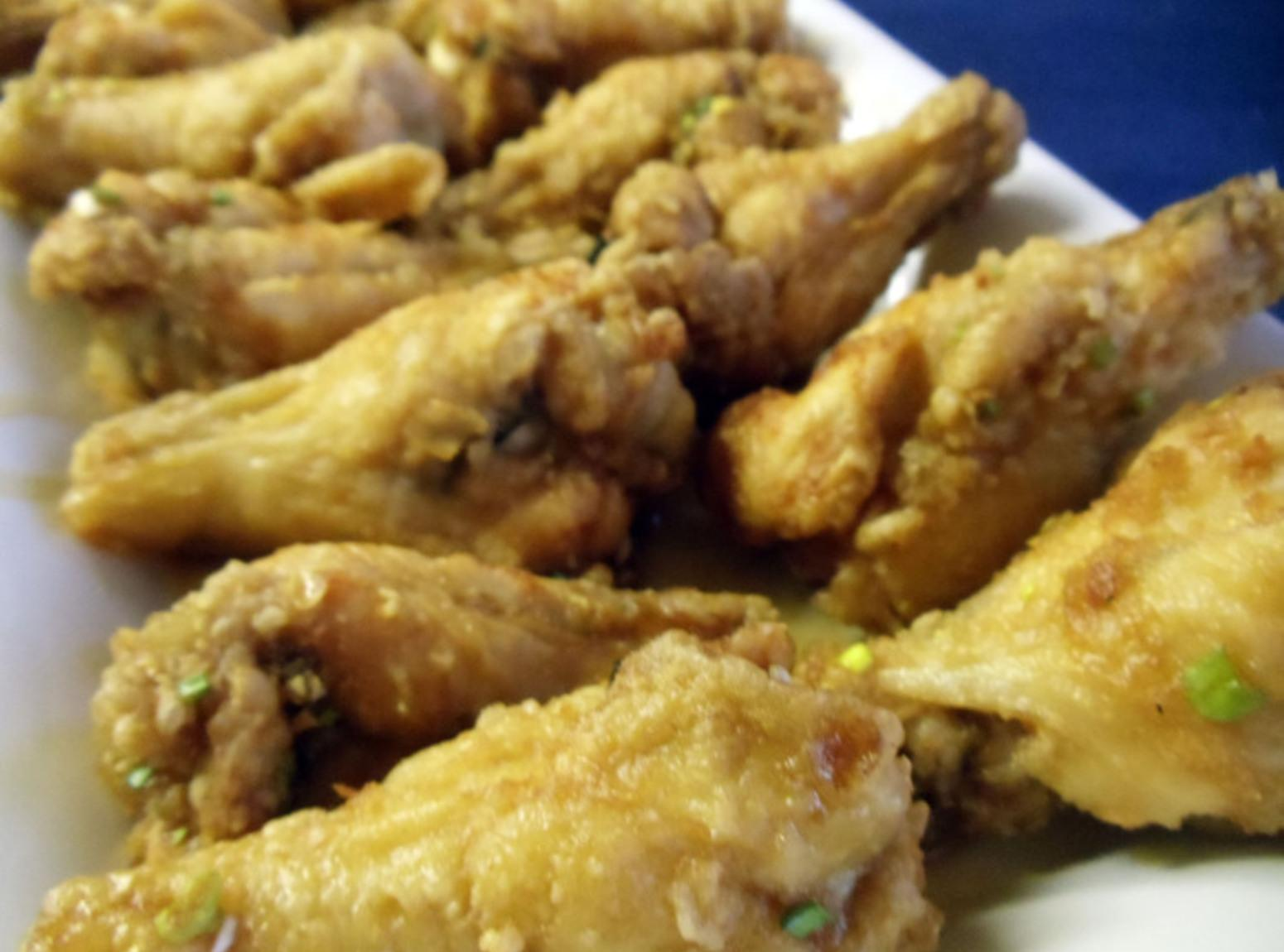 Korean Chicken Wings Recipe 3 | Just A Pinch Recipes