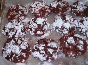 Red Velvet Chocolate Chip Cookies Recipe