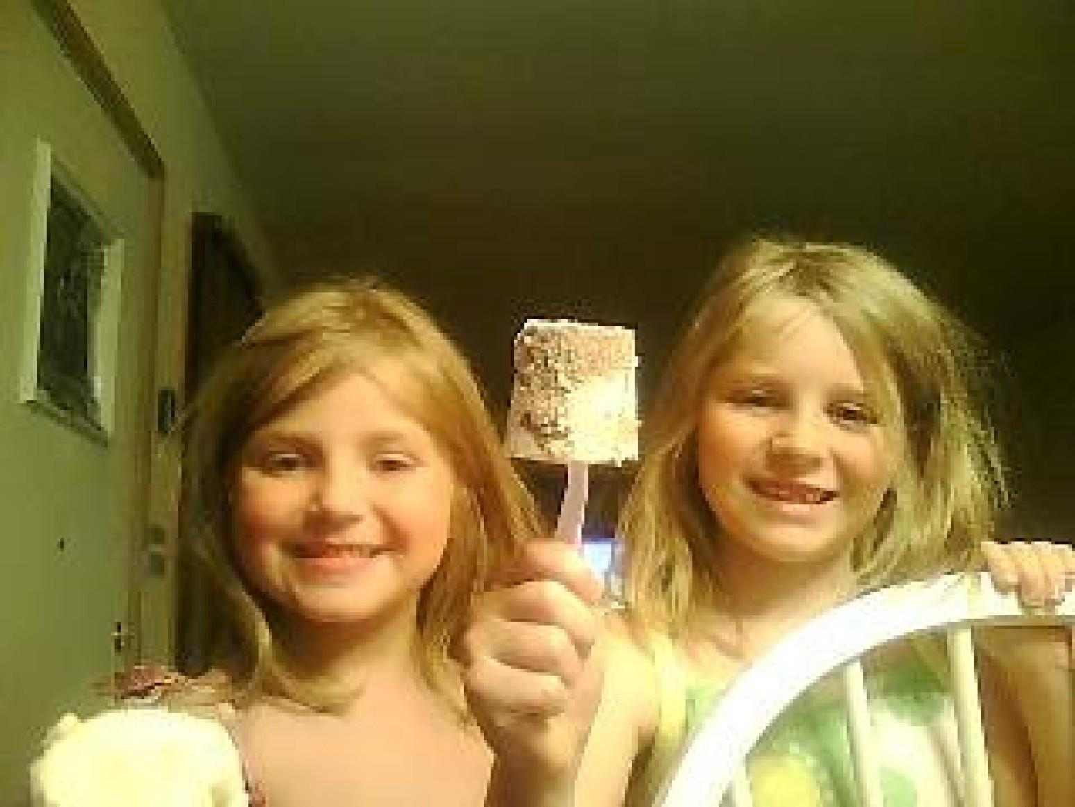 Gab and Abbys Banana Cream Chocolate Pie  Popsicle Recipe