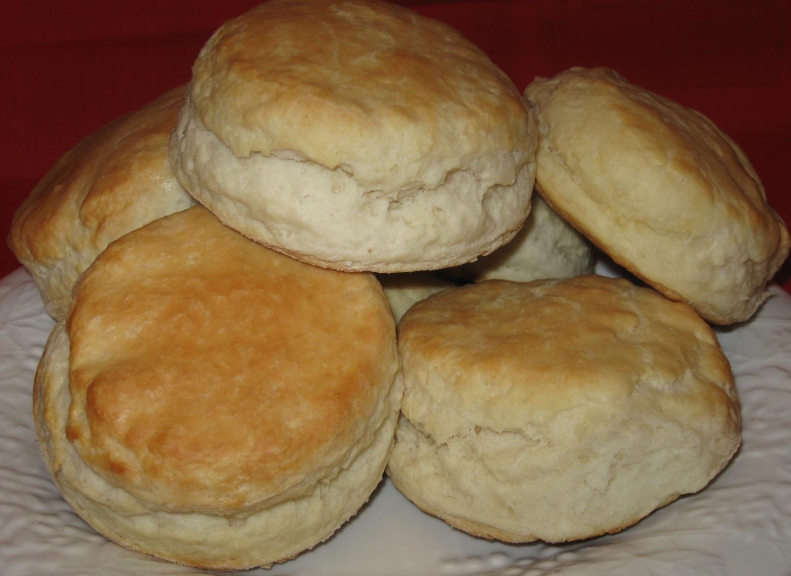 Millie's Buttermilk Biscuits Recipe