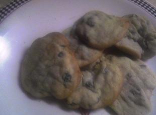 Raisin Drop Cookies Recipe