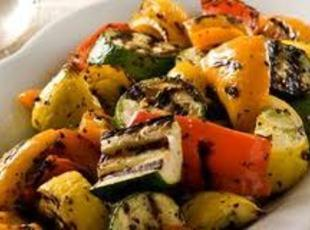 Grilled Summer Veggies Recipe