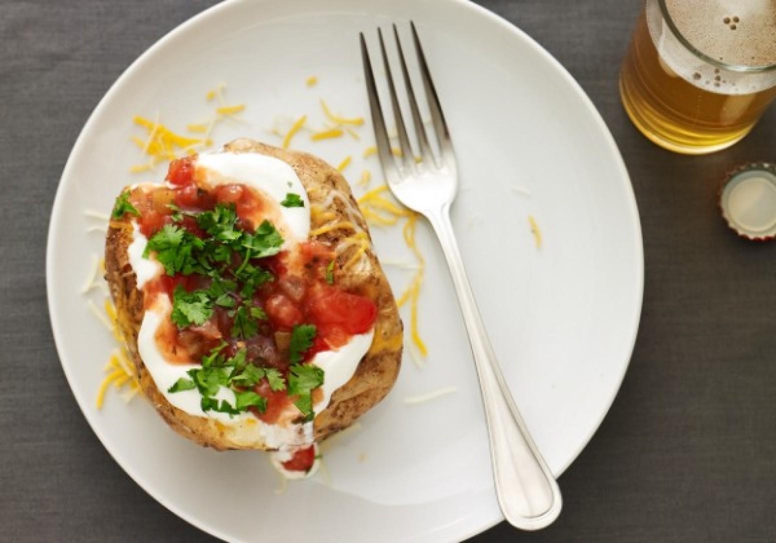 Potato Deluxe Recipe
