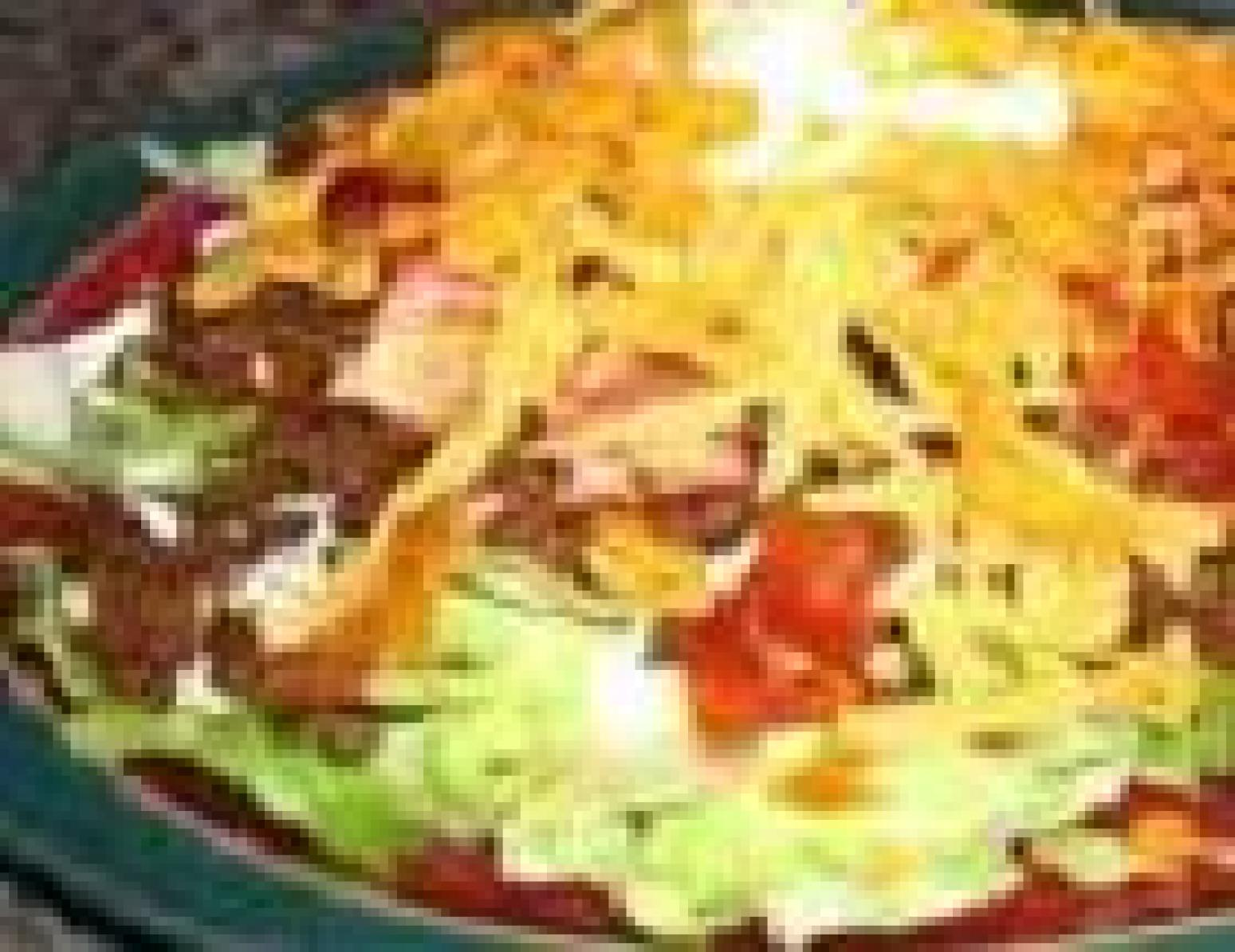 Baja Salad Recipe
