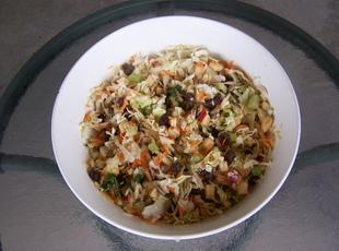 Maggie's Everything Slaw