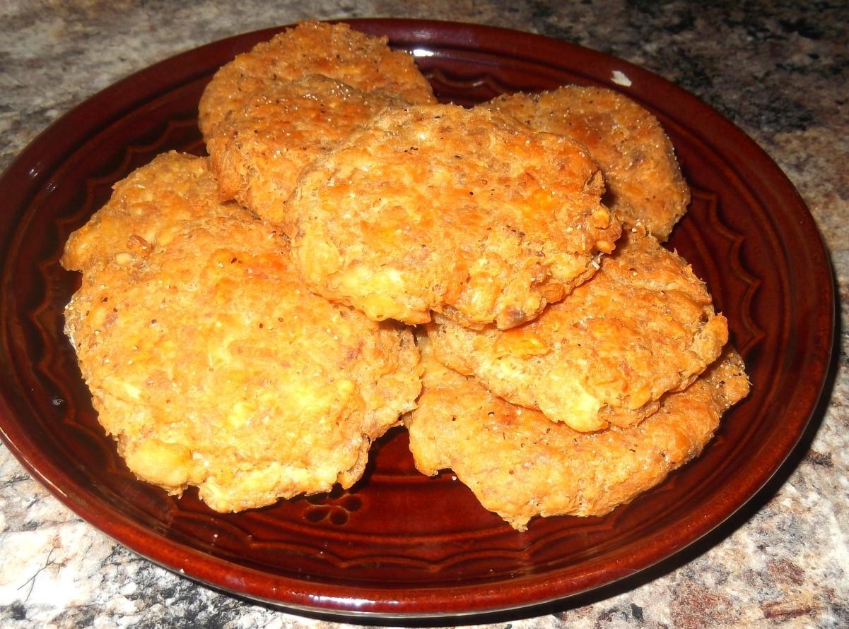 Crispy Salmon Patties Recipe