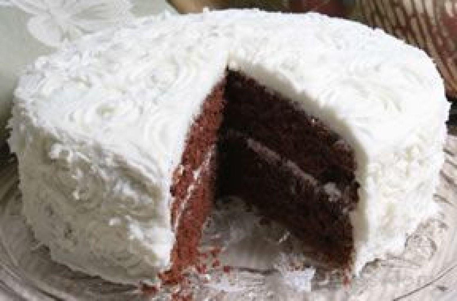Fluffy White Frosting Recipe | Just A Pinch Recipes