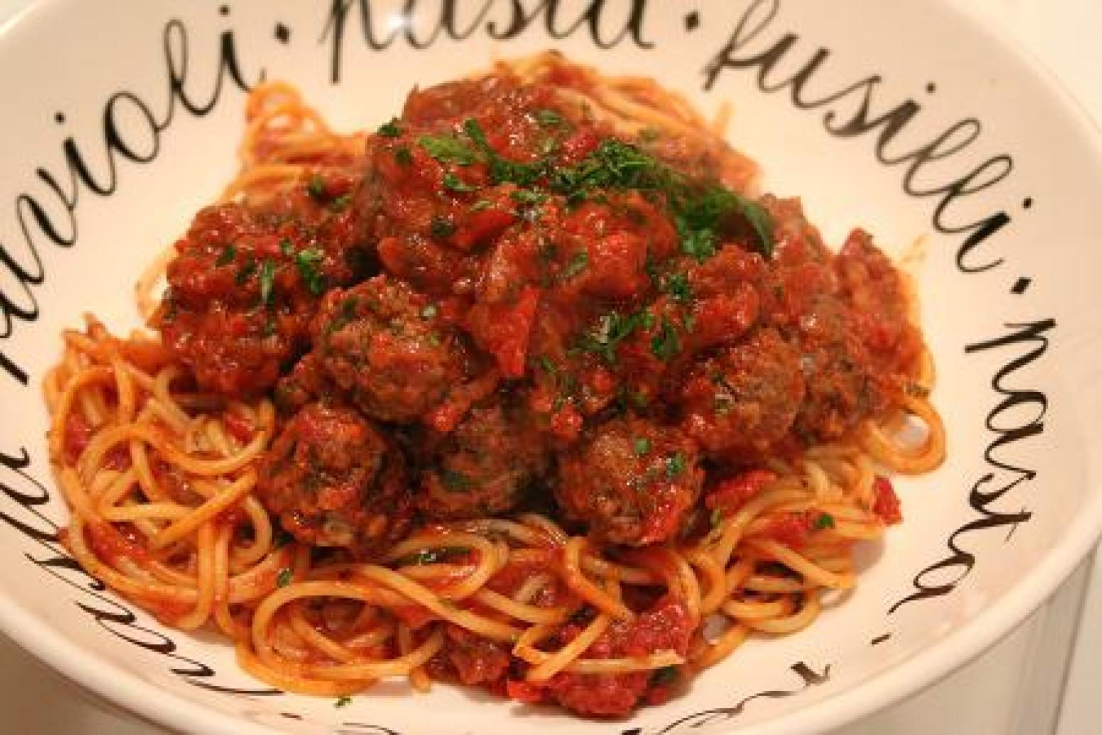 Freda's Spaghetti Sauce Recipe