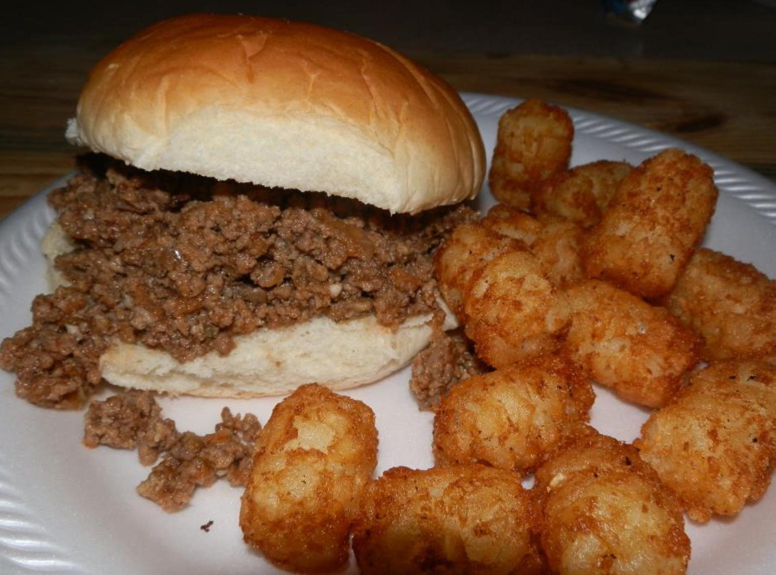 School House Spoon Burgers Recipe