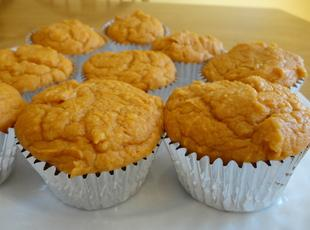 Weight Watchers Pumpkin Muffins Recipe