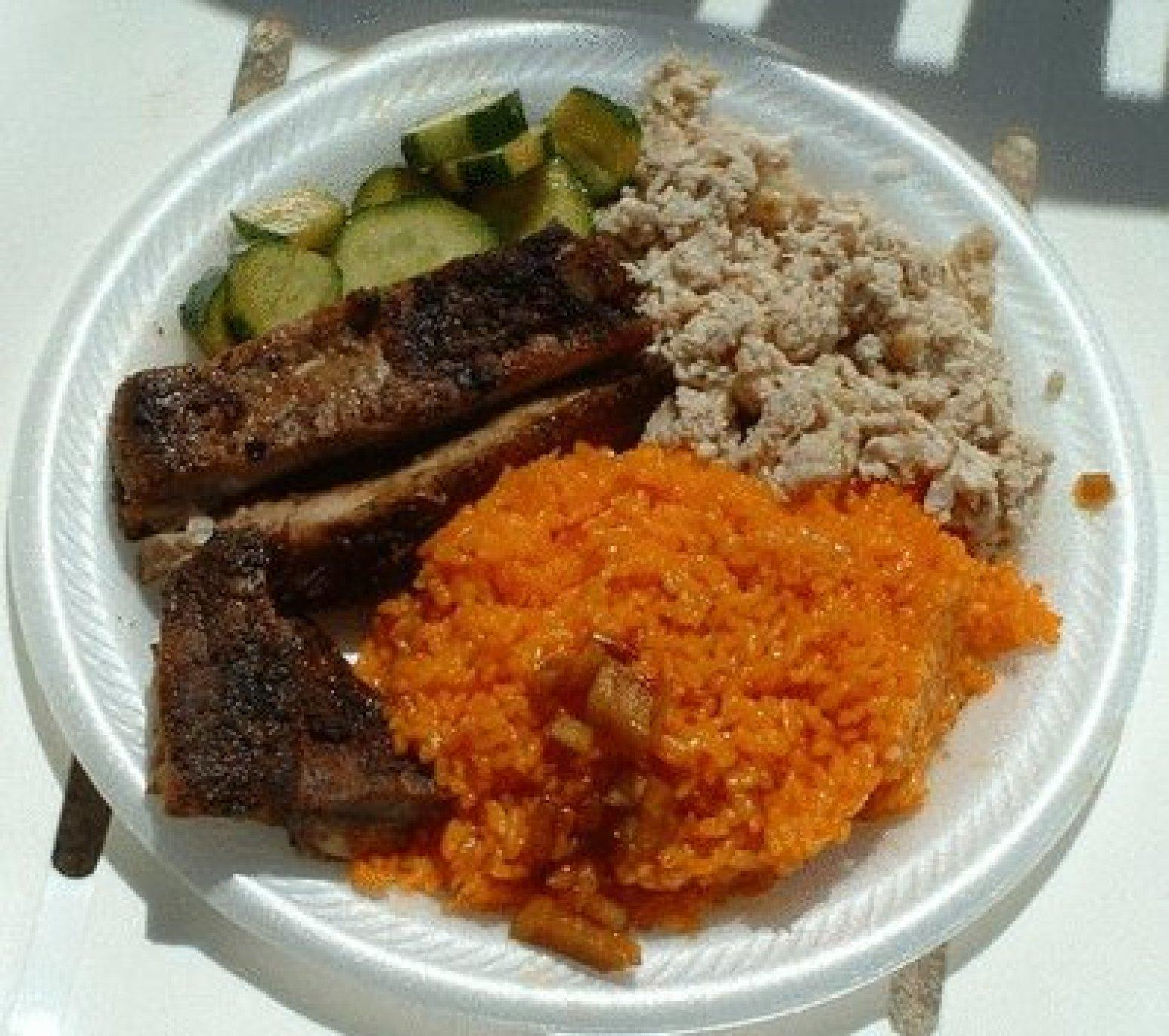 Chamorro Red Rice Recipe