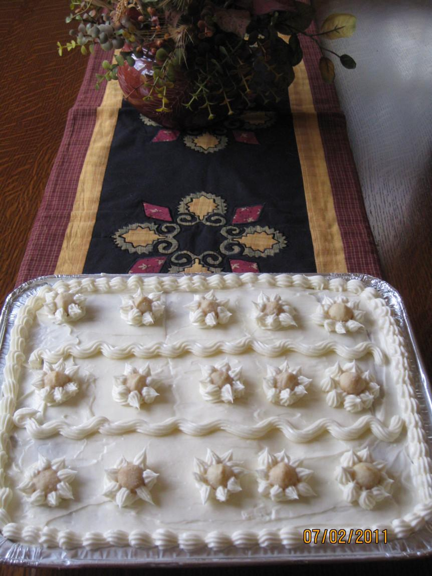 Polynesian Party Cake Recipe