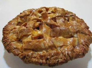 Granny's Apple Pie Recipe