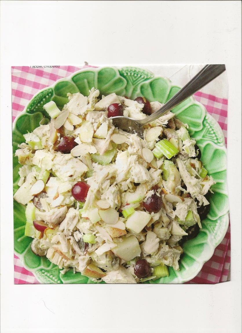 Church Worthy Chicken Salad Recipe