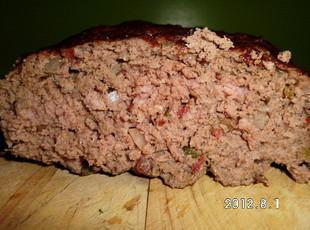 Pico de Gallo Meatloaf Recipe