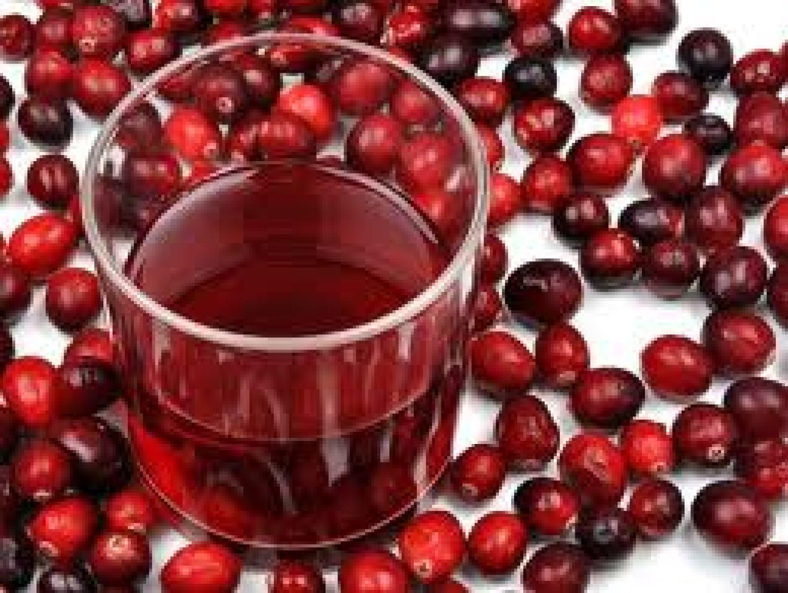 DIY Cranberry Juice from  Fresh Cranberries Recipe