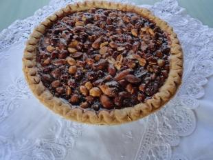 Ceree's Mixed Nut Pie