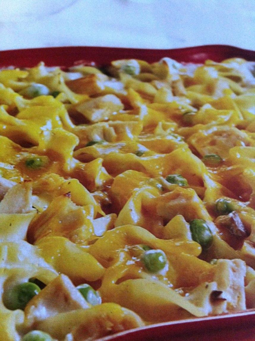Weight Watchers Tuna Noodle Casserole Recipe