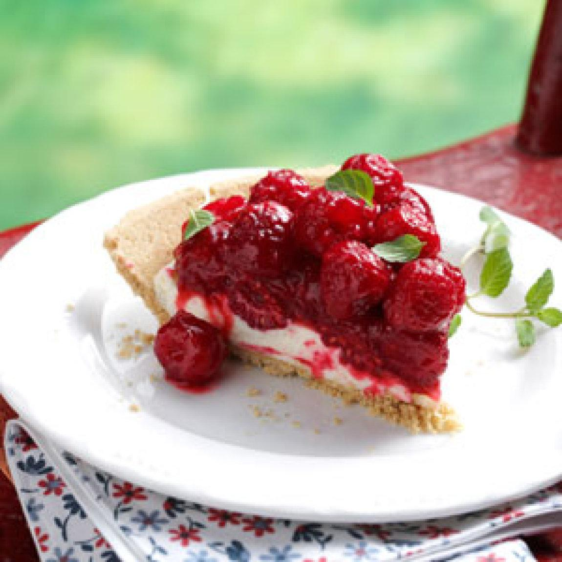 Very Raspberry Pie Recipe   Just A Pinch Recipes