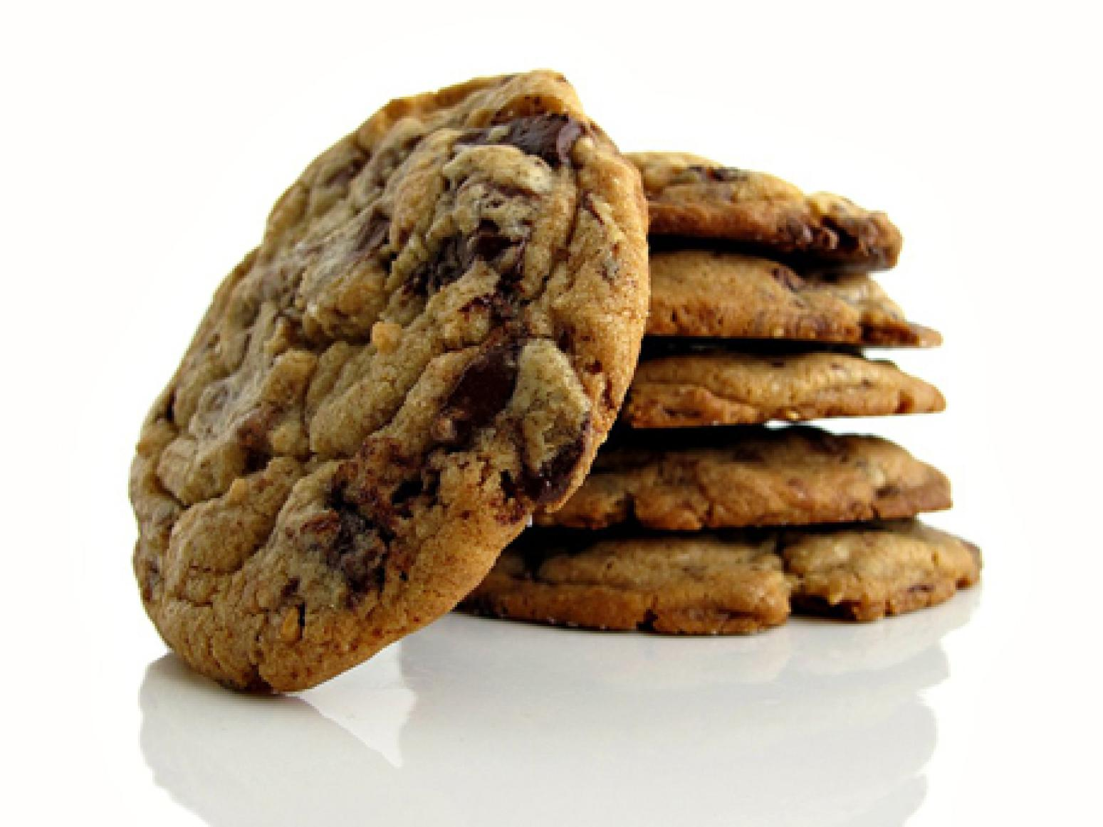 Salted Chocolate Chip Peanut Butter Cup Cookies Recipe   Just A Pinch ...